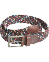 Barbour - Ford Woven Belt - Lyst