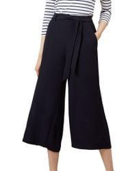 Hobbs - Penny Cropped Trousers - Lyst