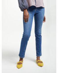 Boden Vintage Super Skinny Leg In Blue Lyst