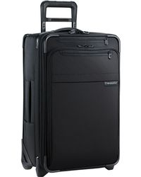 Briggs & Riley - Baseline Carry-on Expandable 2-wheel Cabin Suitcase - Lyst