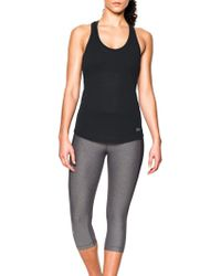 Under Armour - Threadborne Streaker Running Tank Top - Lyst