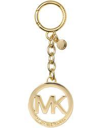 Michael Kors - Michael Mk Charms Keyring - Lyst