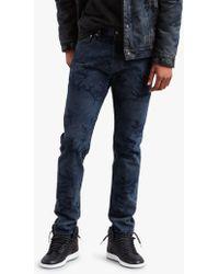 Levi's - X Justin Timberlake 501 Slim Tapered Fit Jeans - Lyst