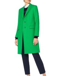 Paul Smith - Ps Epsom Wool Blend Coat - Lyst