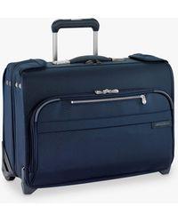 Briggs & Riley - Baseline 2-wheel Garment Bag - Lyst