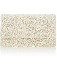 Jacques Vert - Pearl Beaded Bag - Lyst