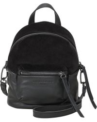 Liebeskind - Jessi Leather Mix Mini Backpack - Lyst
