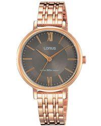 Lorus - Rg270mx9 Women's Bracelet Strap Watch - Lyst