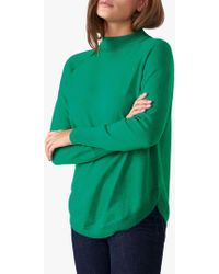 Pure Collection - Turtle Neck Jumper - Lyst