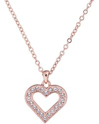 Ted Baker - Evaniar Enchanted Heart Pendant Necklace - Lyst