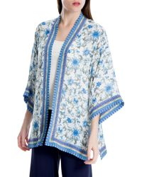 Max Studio - Printed Kimono - Lyst