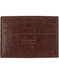 John Lewis - Made In Italy Leather Card Holder - Lyst