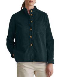 Toast - Cotton Needlecord Shirt - Lyst