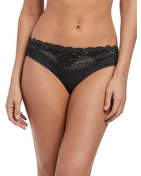 Wacoal - Lace Perfection Briefs - Lyst