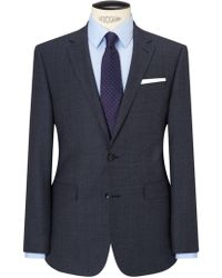 John Lewis - Textured Super 100s Wool Tailored Suit Jacket - Lyst