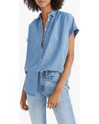 Madewell - Central Shirt - Lyst