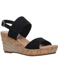 UGG - Elena Wedge Heeled Sandals - Lyst