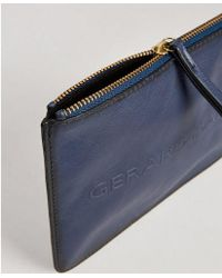 Gerard Darel - Pocket Leather Pouch - Lyst
