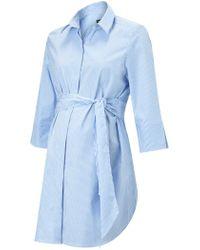 Isabella Oliver - Dora Striped Maternity Shirt - Lyst