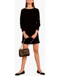 Gerard Darel - Aurelie Zip Detail Short Dress - Lyst