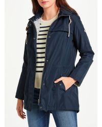 Barbour - Bamburgh Waterproof Jacket - Lyst