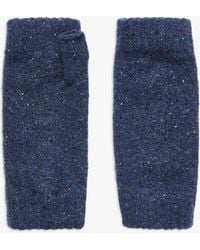 Brora - Donegal Cashmere Wristwarmers - Lyst