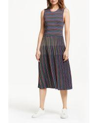 Numph - Joaquina Knitted Dress - Lyst