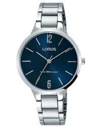 Lorus - Rrs21wx9 Women's Bracelet Strap Watch - Lyst