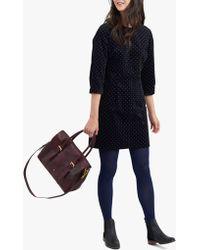 Joules - Cordelia Pincord Dress - Lyst