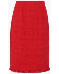 cae4bae21c3 Women's L.K.Bennett Mid-length skirts Online Sale - Lyst