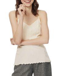 c3b90e115a966e Lyst - Women s Brora Sleeveless and tank tops Online Sale