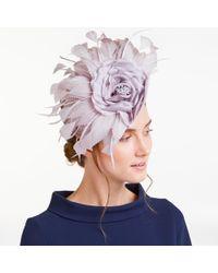 John Lewis | Mary Silk Flower Disc Fascinator | Lyst