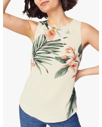 Oasis - Palm Beach Placement Top - Lyst