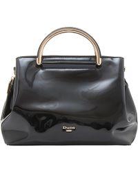 7944008d099d9 Dune - Black  daandelion  Semi Circle Handle Bag - Lyst