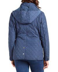 John Lewis - Four Seasons Polar Quilted Fleece Jacket - Lyst