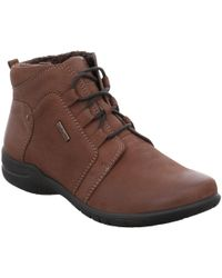 Josef Seibel - Fabienne 51 Lace Up Ankle Boots - Lyst
