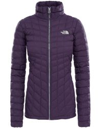 The North Face - Thermoball Zip-in Women's Insulated Jacket - Lyst