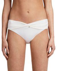 AllSaints - Libbie Bikini Bottoms - Lyst
