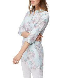 White Stuff - Harper Linen Tunic Top - Lyst