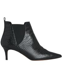 Whistles - Orley Pointed Toe Ankle Boots - Lyst