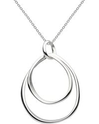 Kit Heath | Shore Layered Double Pendant Necklace | Lyst