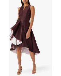 Coast - Adella Full Midi Dress - Lyst