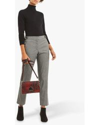Oasis - Dogtooth Trousers - Lyst