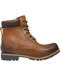 Timberland - Earthkeepers Rugged 6-inch Waterproof Plain Toe Boots - Lyst