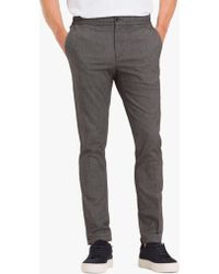 Tommy Hilfiger - Herringbone Active Pant Trousers - Lyst