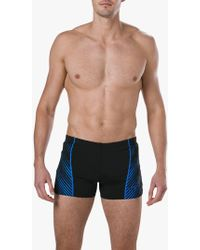 Speedo - Sport Panel Aquashort Swim Shorts - Lyst