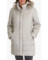 Betty Barclay - Quilted Puffer Coat - Lyst