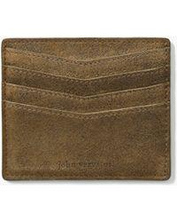 John Varvatos - Madison Card Case - Lyst