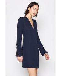 Joie - Abnar Silk Dress - Lyst