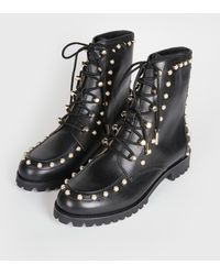 Joie - Halyn Combat Boot - Lyst
